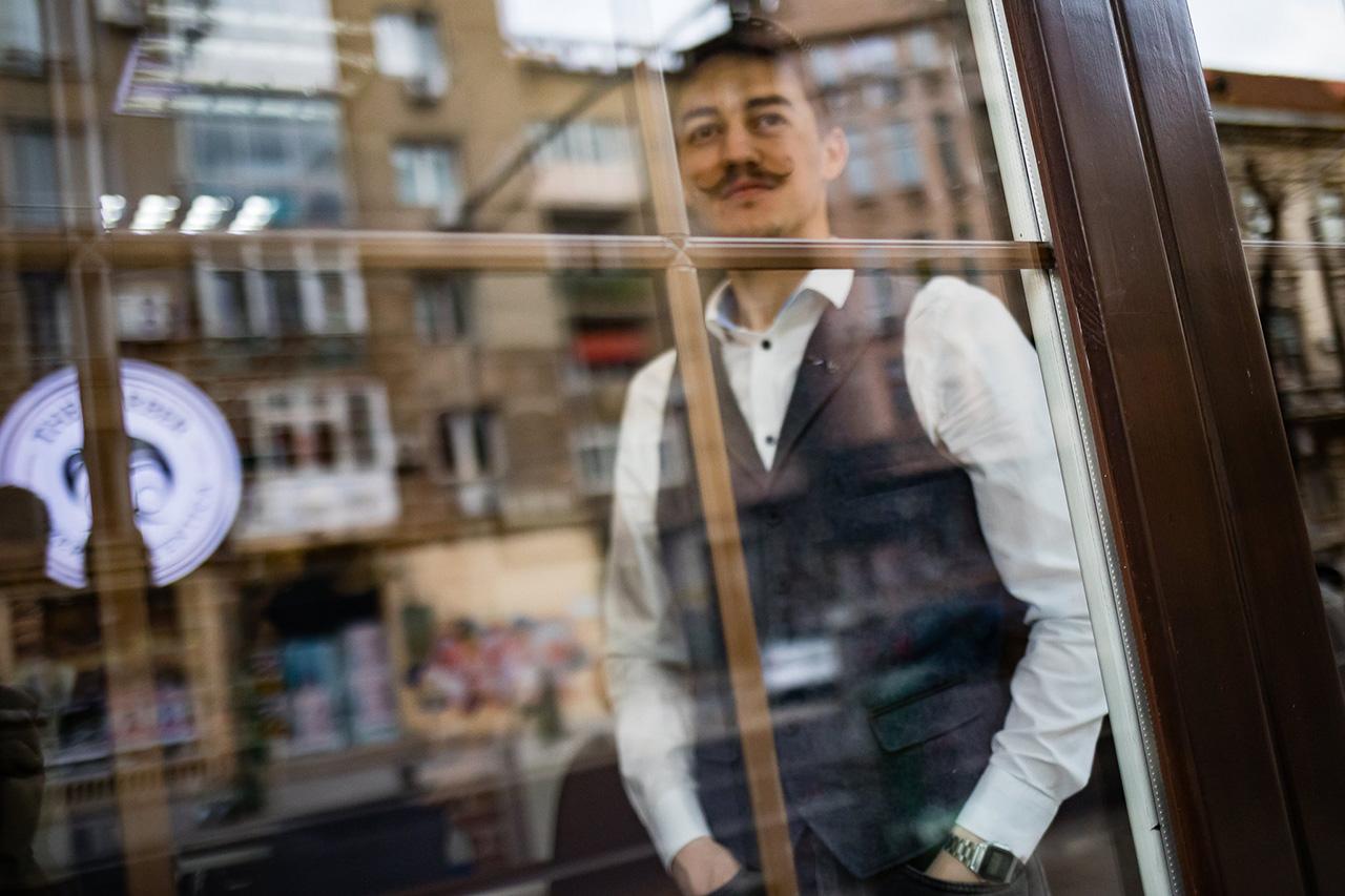 The Barber Kogalniceanu