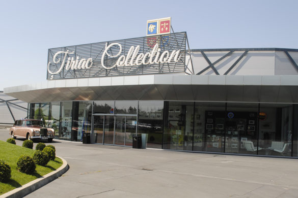tiriac-collection